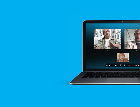 Explorar o Skype Premium