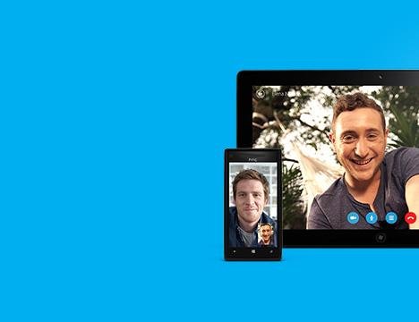 Skype Resimler