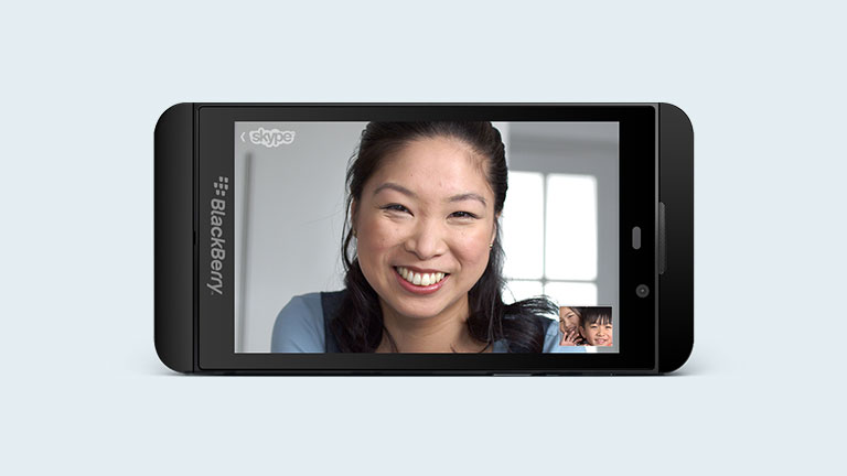 Skype per BlackBerry, video chat gratuita, messaggi, chat e chiamate