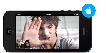 Skypen iPhone-versio