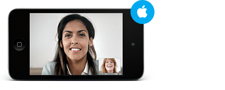 Skype til iPod touch