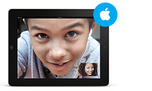 Skype iPad készülékre
