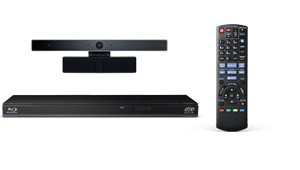 Blu-ray  TV Skype 