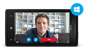 Skype Windows Phone-telefonon