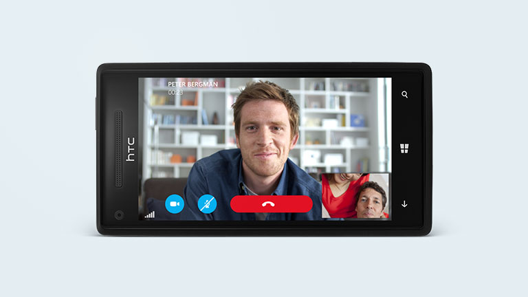 Skype Windows Phoneile