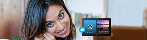 Skype Surface