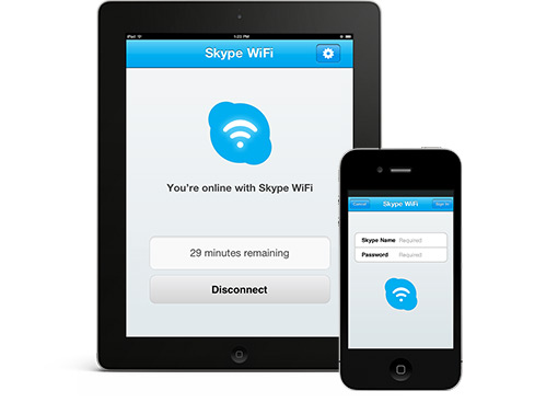 WiFi Skype