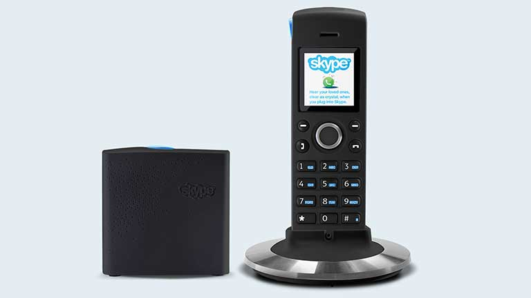 Skype-ready phones