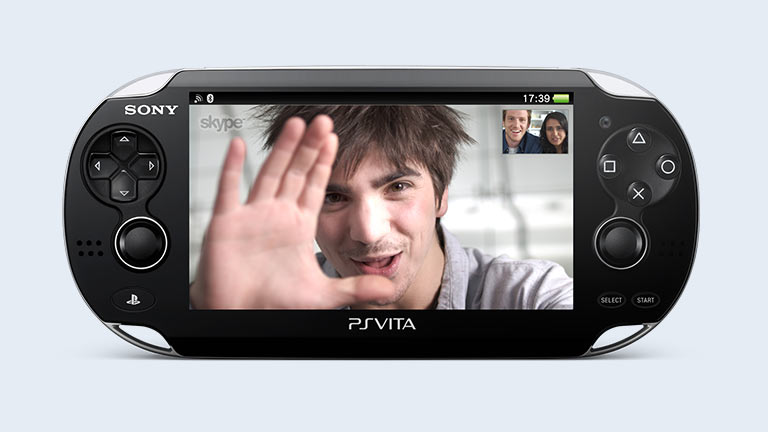 Skype for PlayStation®Vita