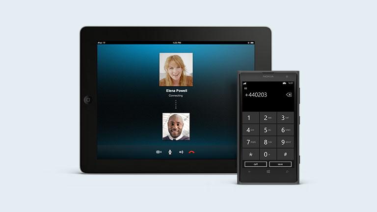 Skype-Nummer