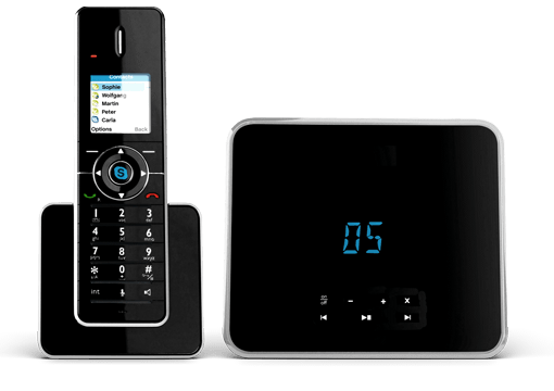Skype on your home phone