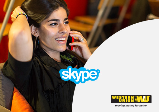免費撥打國際電話到 40 個以上的國家和地區
