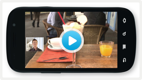 Android video chat