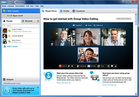 Skype v5.0.0.152