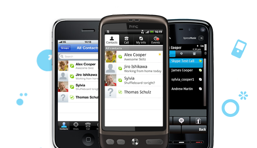 Skype on Mobile